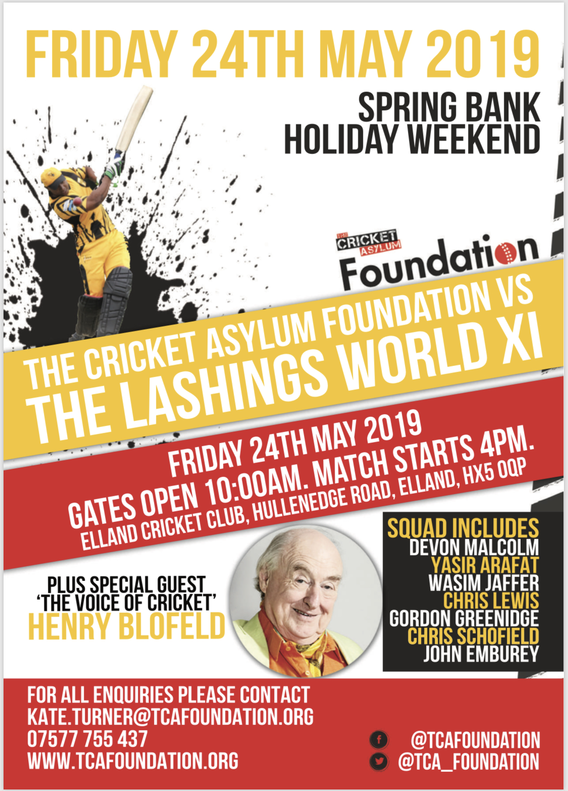 lashings poster